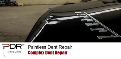 PDR Training Online Complex Dent Repair