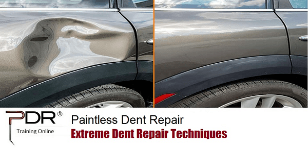 PDR Training Online Extreme Dent Repair