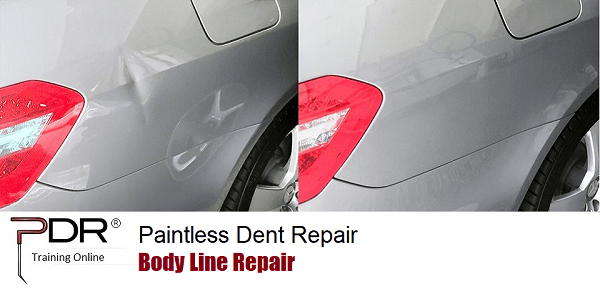 PDR Training Online Body Line Repair