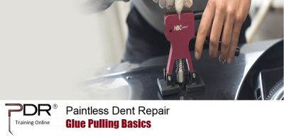 PDR Training Online Glue Pulling Basics